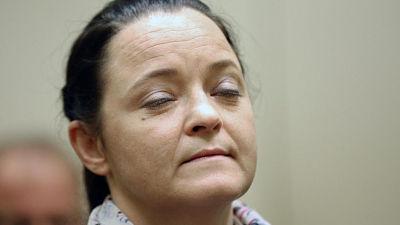 Las sentencias de NSU contra Zschäpe y dos ayudantes son definitiva