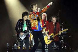 La gira de Rolling Stones en EU seguirá su curso