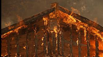 EE.UU.: Incendio en California ha destruido 350 edificios y amenaza a otras 17 mil viviendas