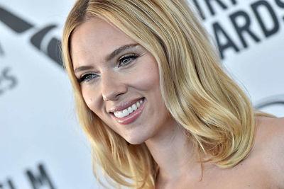 La noticia de Scarlett Johansson que nadie esperaba