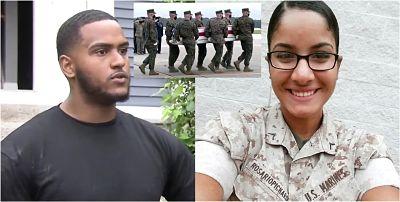 Hermano de la sargento Johanny Rosario afirma que ella sabía en lo que se metía resaltando inteligencia y valor