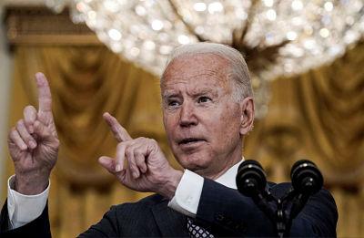 Biden se reunirá con el G7 el martes para discutir sobre Afganistán: Casa Blanca