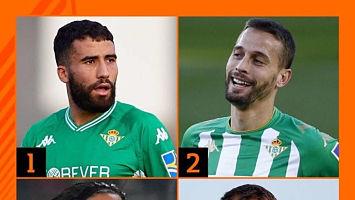 La UEFA confunde a Fekir con su hermano
