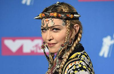 Madonna se deshace en halagos hacia sus hijas Stella y Estere