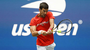 Novak Djokovic lo apuesta todo al 21 en el US Open
