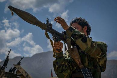 El valle del Panshir, último bastión frente a los talibanes