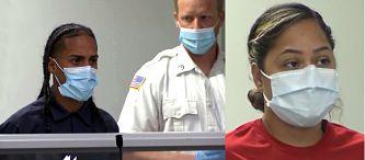 Acusan pareja dominicana de balear gravemente dos adolescentes en baño de una tienda Walmart en Massachusetts