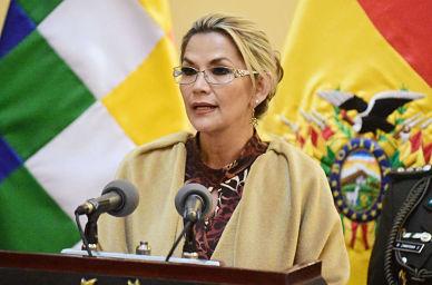 """Expresidenta de Bolivia Jeanine Áñez, tras su intento de suicidio: """"Ya no quiero vivir"""""""