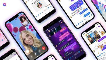 Messenger cumple 10 años y los celebra con nuevas funciones en sus chats