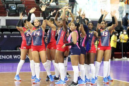 El Voleibol de RD vence a Trinidad y sigue invicto en NORCECA 2021