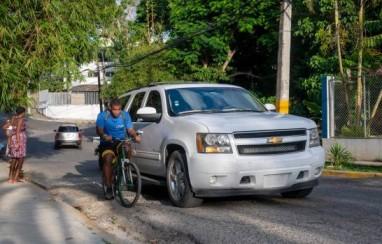 ADN aprueba una ciclovía en Arroyo Hondo III y la recuperación de aceras en Los Ríos