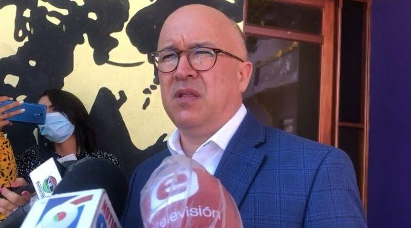 """Domínguez Brito dice PLD no """"arrestó"""" red Falcón por ser una investigación de la DEA"""
