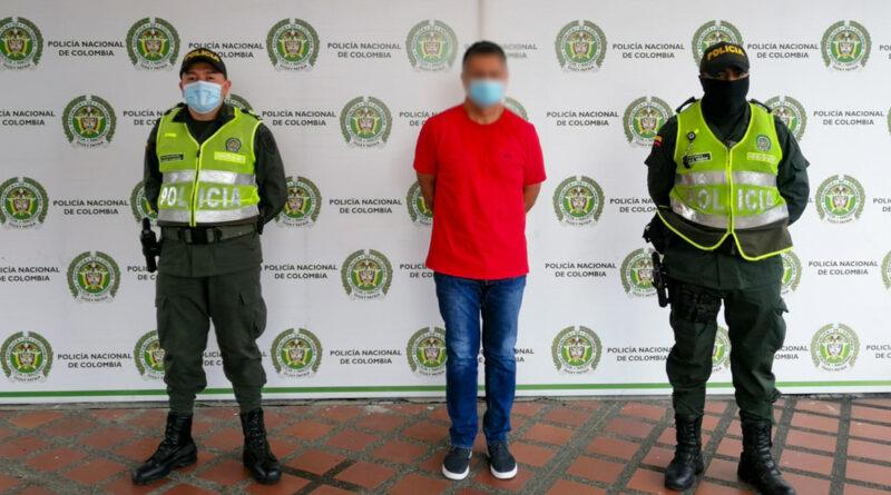 Capturan en Colombia a un socio del 'Chapo' y uno de los jefes del Cartel de Sinaloa en ese país