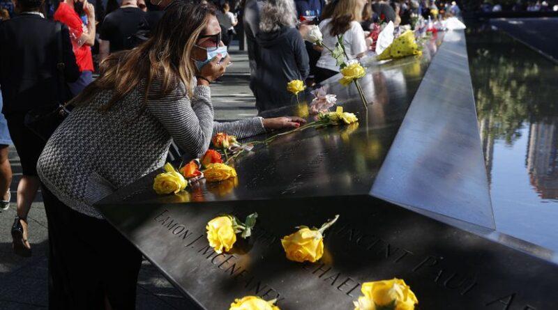 Ceremonia en memoria de las víctimas del 11-S comienza en Nueva York