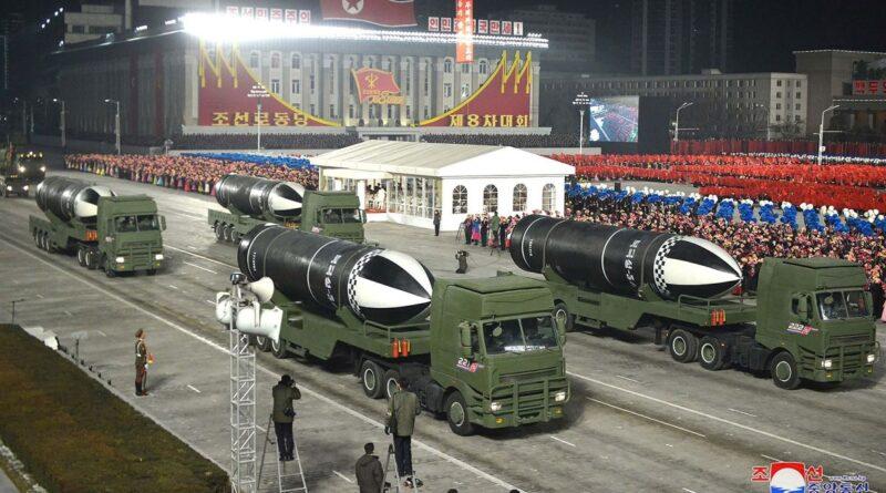 Corea del Norte anuncia el lanzamiento de un nuevo misil antiaéreo