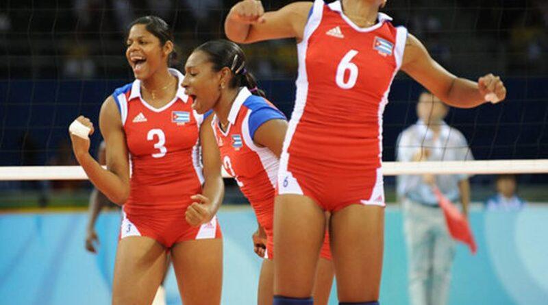 Cuba consigue su primera victoria en la Copa Panamericana de Voleibol Femenino 2021