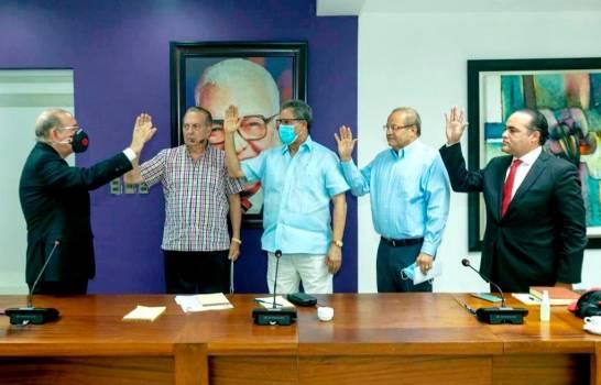 Danilo juramenta el Consejo Consultivo del PLD
