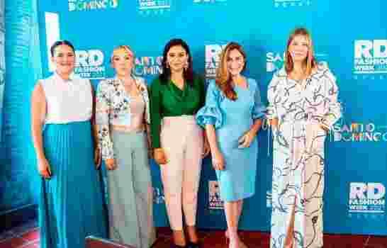 Alcaldía del Distrito Nacional ofrece almuerzo a diseñadores RD Fashion Week