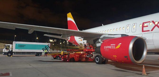 Iberia ultima la venta de su operador logístico de carga aérea