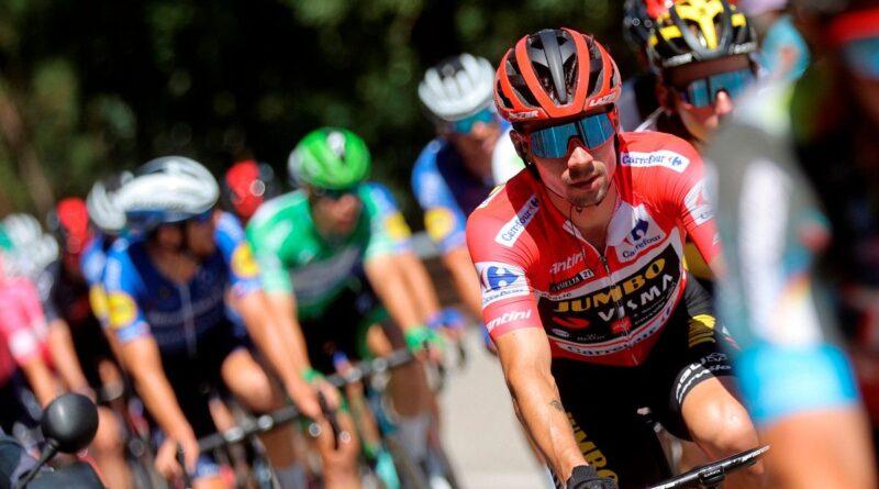 El ciclista francés Champoussin gana la penúltima etapa de la Vuelta a España