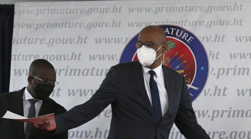 El primer ministro de Haití destituye al fiscal que lo vincula con el magnicidio de Jovenel Moïse