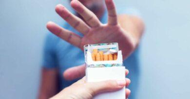 Principales síntomas del síndrome de abstinencia por nicotina