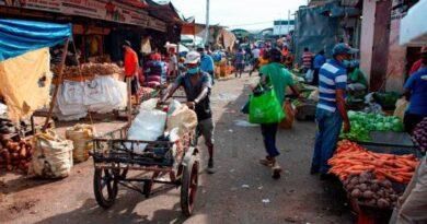 El 21.54 % de hogares dominicanos redujo cantidad de comidas al día por la pandemia
