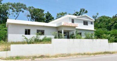En Puerto Plata reclaman terminación de centro de salud a casi 20 años de su abandono