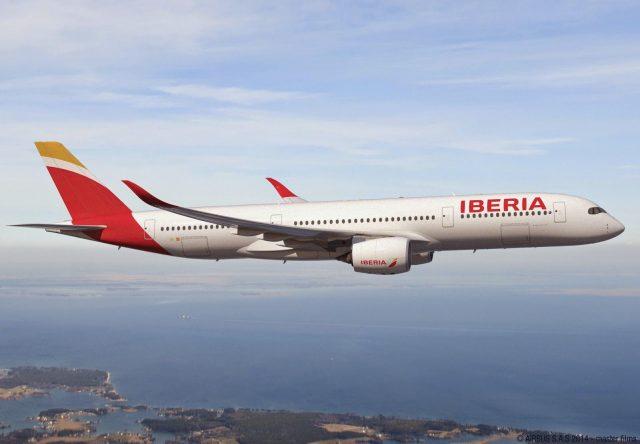 Iberia lanza 10 vuelos semanales a Nueva York y Miami desde Europa