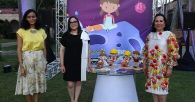 María Teresa Ruiz de Catrain presenta libro infantil