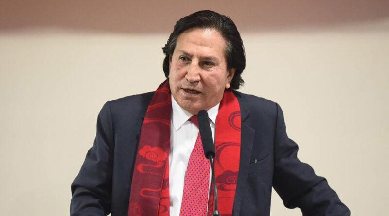 La Justicia de EE.UU. dictamina que el expresidente peruano Alejandro Toledo puede ser extraditado a su país