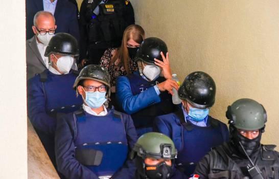 Les cambian la prisión preventiva a Francisco Pagán, Aquiles Christopher y Esteban Suriel, implicados en el caso Antipulpo