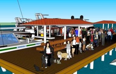 Moradores de Sabana de la Mar esperan muelle prometido por Obras Públicas y Portuaria