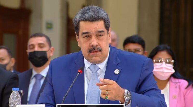 """Maduro reta a los presidentes de Uruguay y Paraguay a debatir sobre """"democracia y libertades"""""""