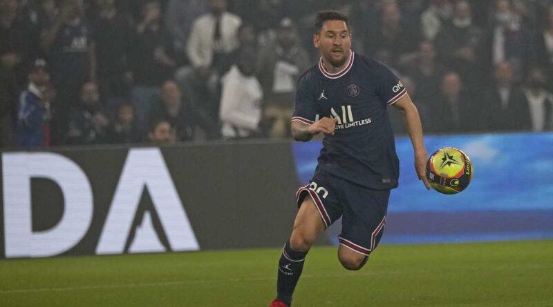Messi marca su primer gol con el PSG en un partido de la Champions contra el Manchester City