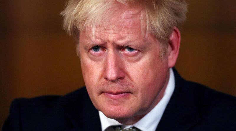 Muere la madre del primer ministro británico Boris Johnson