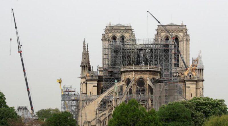 Notre Dame se adentra en la fase de restauración tras concluir las obras de seguridad