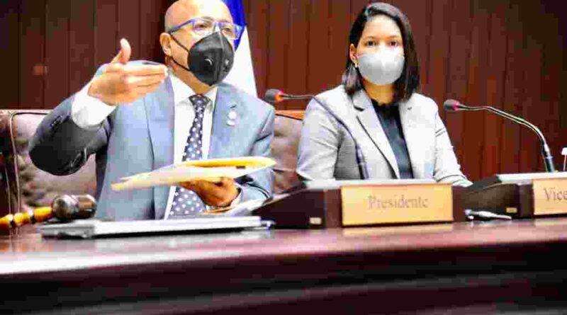Pacheco asegura Cámara de Diputados aprobará ley de Extinción de Dominio