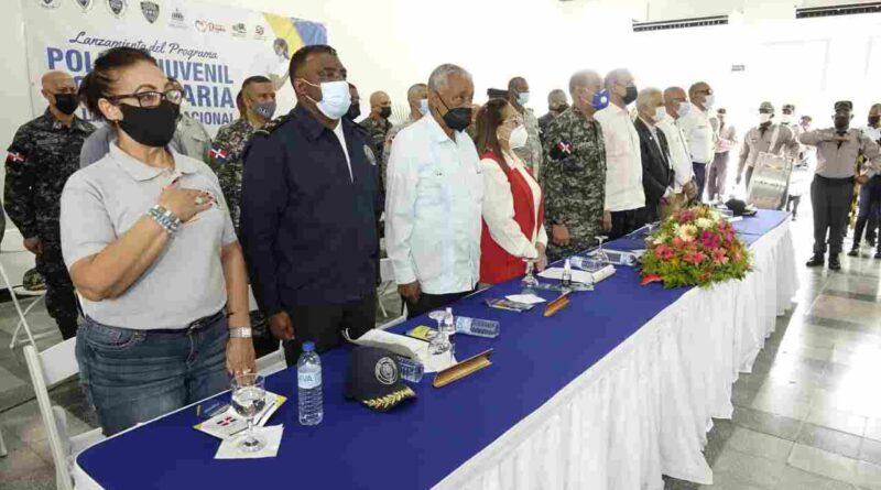 PN lanza Policía Comunitaria en regiones norte y sur