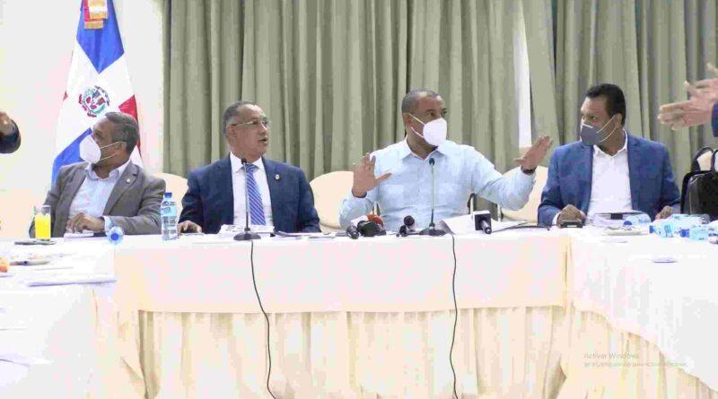 Congresistas PRM responden sobre posible retiro de inmunidad a legisladores