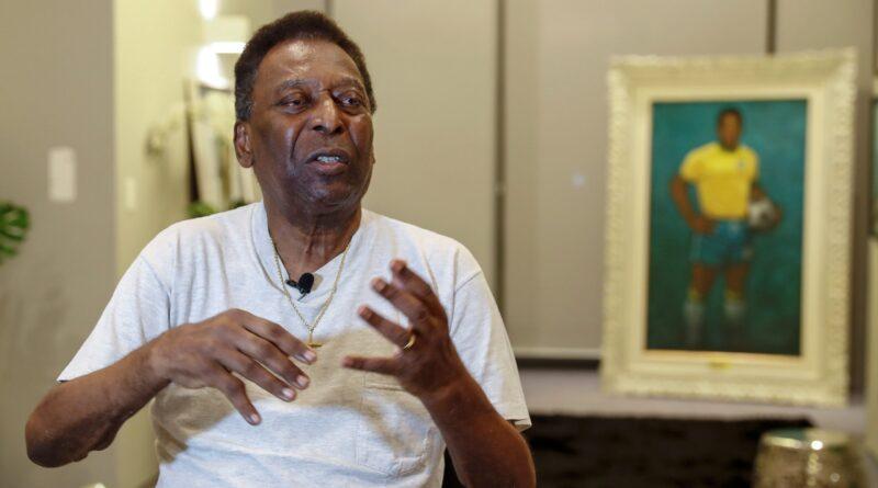 Pelé es trasladado nuevamente a la unidad de cuidados intensivos