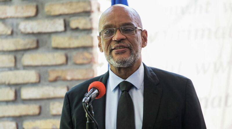Prohíben salir de Haití al primer ministro Ariel Henry por su presunta vinculación con el magnicidio de julio