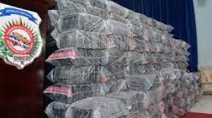 Red desarticulada en Operación Falcón habría movido 5,000 kilos de droga