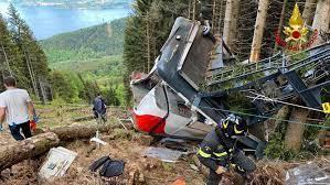 Secuestran a un niño que fue el único superviviente del accidente del teleférico en Italia