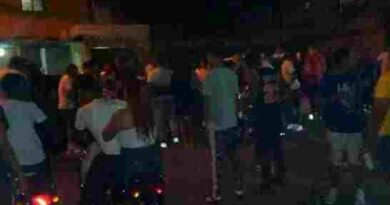 """Los ruidos por """"teteos"""" siguen intranquilizando a la ciudadanía del GSD"""