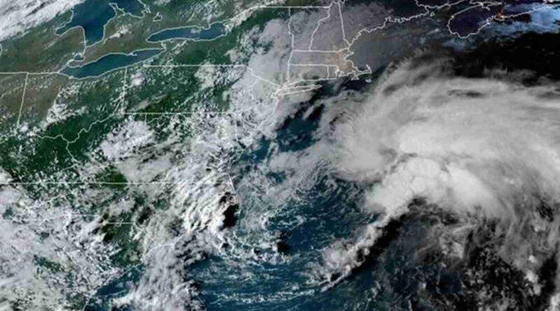 Se forma Odette, la décimo-quinta tormenta tropical del año en la cuenca del Océano Atlántico