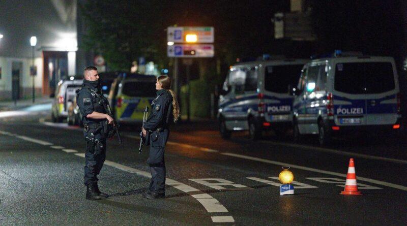 Un hombre armado toma rehenes en un bus en Alemania y las Fuerzas Especiales realizan un operativo