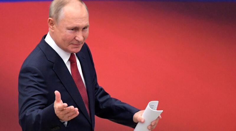 """""""Un regalo para Europa y para el mundo"""": Revelan que Putin facilitó la exposición de colecciones rusas de arte en París"""
