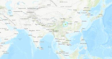Un sismo de magnitud 6,0 se registra en la provincia china de Sichuan