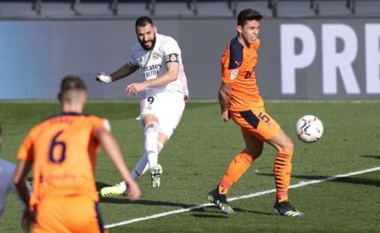 LaLiga: posible once de Valencia vs. Real Madrid